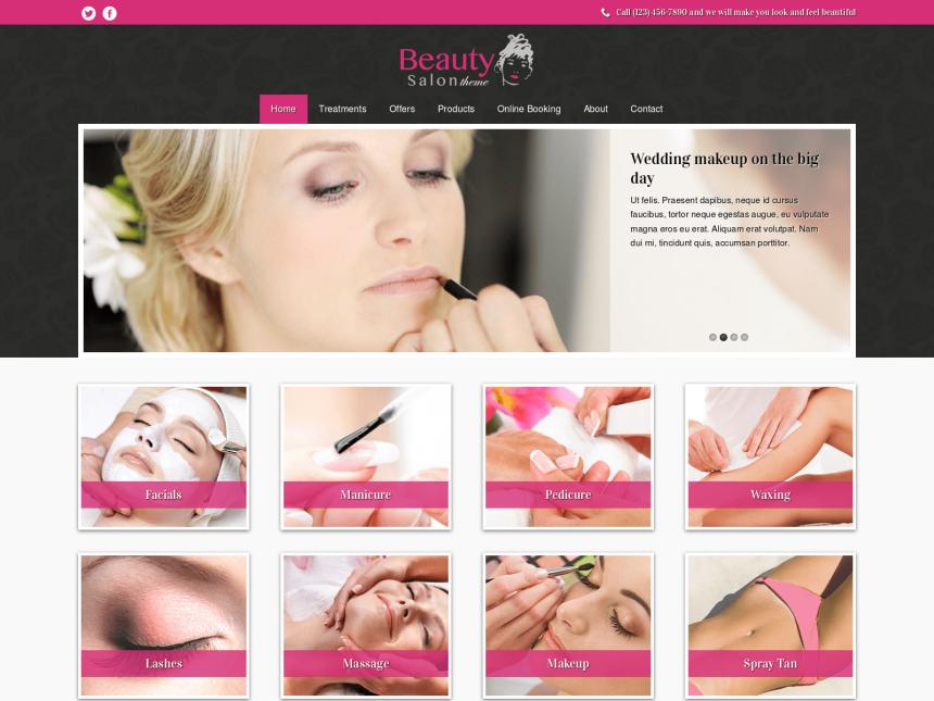BeautySite Ook jij kunt een succesvolle website voor je salon hebben!